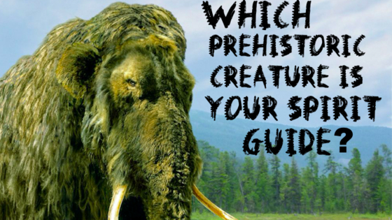 Which ancient creature is guiding you through life right now?!