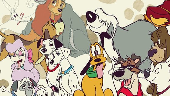 See if you can identify what breed each of these lovable Disney pups are!