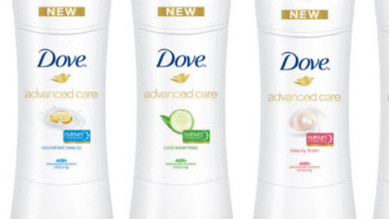 Dove's slogan is all about taking care of yourself. What Dove deodorant scent are you missing from your life?
