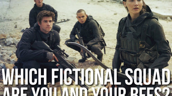You know your BFFs better than anyone else in the world, but do you know which fictional squad you all are? Take this quiz to find out!
