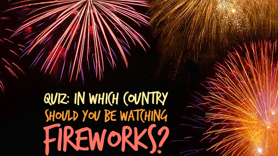 With Guy Fawkes night this weekend we celebrate the best fireworks across the globe. Where will you go?