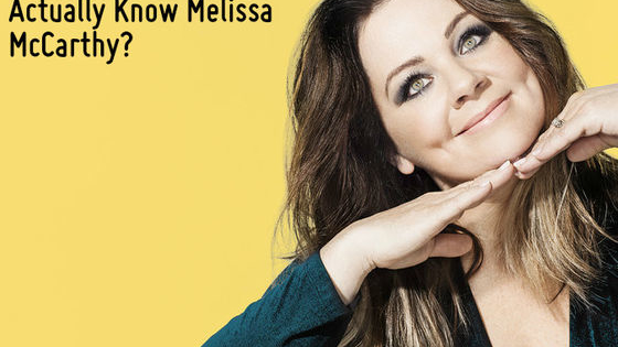 From Gilmore Girls to Ghostbusters, this non-stop star is killing it across the world... but are you a TRUE Melissa McCarthy expert?