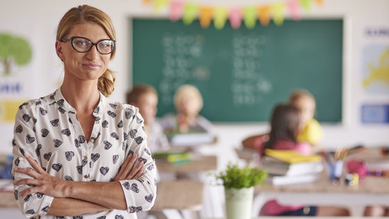 Who are you really alike? The Math teacher? Or maybe the art teacher? Find out in this quiz!
