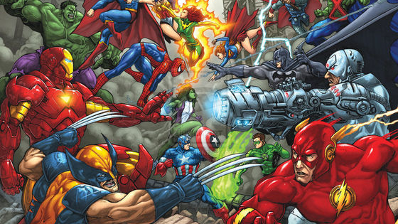 As the fate of the world hangs in the balance, will you side with Earth's Mightiest Heroes or the League of Justice?