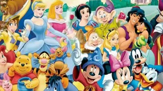 We've got a batch of notable Disney characters... can you name them all?