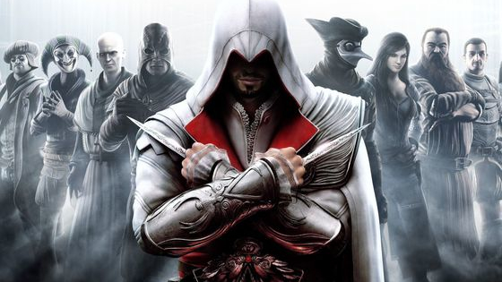 Desmond learns most of his skills from his ancestor Ezio Auditore. It is Ezio's memories that also help Desmond understand more about his destiny. How much do you remember about Ezio and the games he was in?