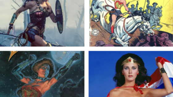 Merciful Minerva! Are you more of a Gal Gadot, or a Lynda Carter?