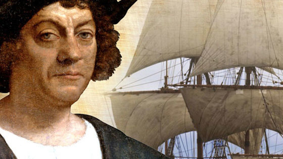 This month celebrates Christopher Columbus day and the discovery of the Americas, but is this what we should really be celebrating?