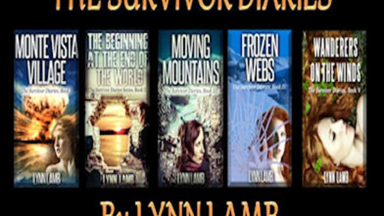 Bestselling Author Lynn Lamb's Survivor Diaries: a post-apocalyptic book series that will captivate your imagination and leave your wondering,  would I survive?http://amzn.to/1NrJcJ1 When a global nuclear war hits, a small band of survivors in a neighborhood in Monterey, California, must work together or perish. Growth is hard, but stagnation means death! www.lynnlamb.com