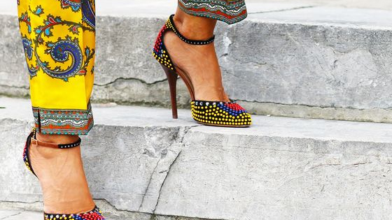 Shoes say a lot about a person. What shoe matches your personality?