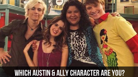 Austin & Ally is one of our favorite shows ever, and just won the Kids' Choice Award for Favorite  Kids' TV Show! Celebrate with us by taking this quiz and finding out if you're Austin, Ally, Trish or Dez!
