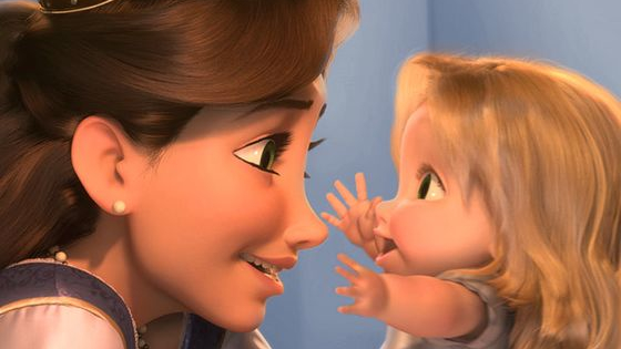 Mothers are more often than not left out of a Disney character's tale.