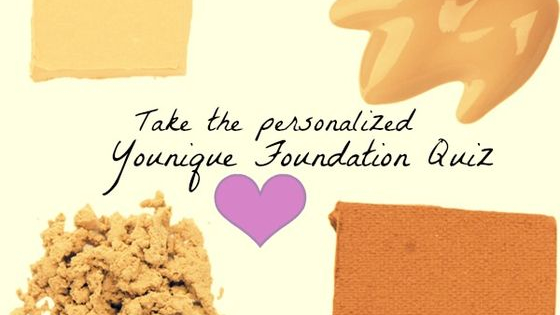 Take the test to see which foundation combination is best for YOUR skin type! Once your done, send me a message and I will gladly color match you, or go to www.youniquebyashley.ca :)