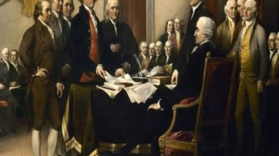 Answer these 10 simple questions to find out which Founding Father you're most like!