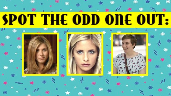 There is one that does not quite fit in... your age will determine whether you will be able to spot the odd one out! Did we guess your age right? Find out now!