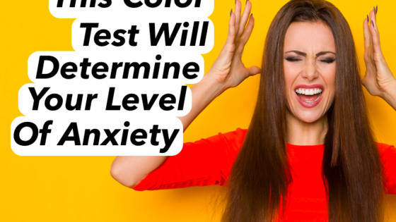 Colors are especially intelligent and have intuitive powers. Depending on what you choose reveals an aspect of your personality. Choose your colors and see what level of anxiety you have!