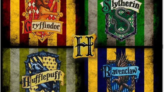Time to take the Sorting Hat test to see which common room is the one for you!
