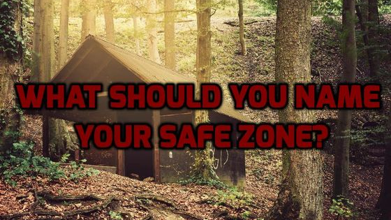 You've found your safe zone so what's next?  You need to name it! Take this quiz to help you out!