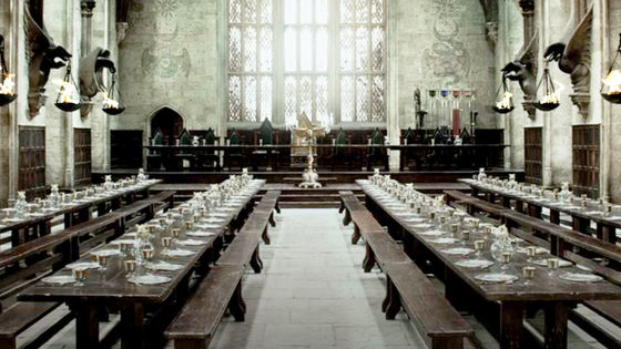 Have you ever wondered what house the sorting hat would have put you in? Now's the time to find out.