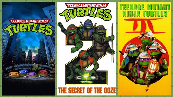 """While many of us wait for """"Out of the Shadows"""" to release, let's see how well we remember the original live-action trilogy from the 90's! T–U–R–T–L–E  POWER!"""