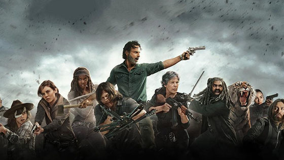Which Walking Dead character are you? find out now!