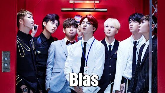 Bias Wrecker:A guy or girl (usually in a kpop group) that will not have mercy on you and wreck your bias list. But that's alright and Have Fun :D btw Bias is Jin Bias Wrecker:Kookie