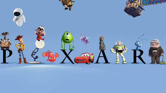 find out your inner Pixar character