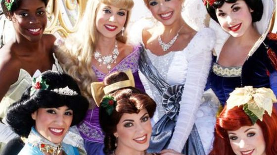 See which Disney Princess you would play if you worked at Walt Disney World as a face character!