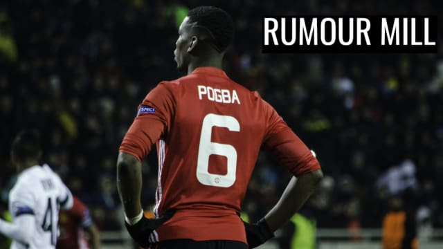 Today's football transfer news: Manchester United midfielder Paul Pogba wants to sit down with the club for talks over a contract extension   Eden Hazard says he would not join Manchester United even if Zinedine Zidane took over as manager and hints that he could stay at Chelsea   Liverpool poised to become first club in the world to report annual net profit of more than 100m euros   Arsenal look into signing James Rodriguez on loan   Leeds United will bid for Swansea winger Daniel James this week   Bayern Munich to make £10m offer for Manchester City striker Rabbi Matondo   Manchester United striker Anthony Martial close to new contract   West Ham tell Marko Arnautovic he can leave in the summer   Alvaro Morata expected to join Atletico Madrid on loan   Paris Saint-Germain captain Thiago Silva says it would not be a mistake to let wantaway midfielder Adrien Rabiot leave the club   Manchester City give up on signing Ajax midfielder Frenkie de Jong after PSG enter race   Burnley want Tottenham striker Vincent Janssen