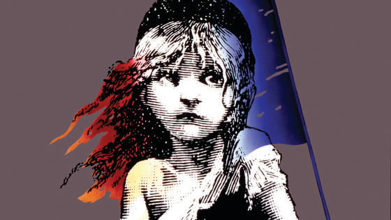 Can you guess who sang these lines in the popular musical, Les Miserables? (Les Mis is playing May 7 - June 13 at the Dutch Apple Dinner Theatre in Lancaster, PA.. All photos provided by Dutch Apple)