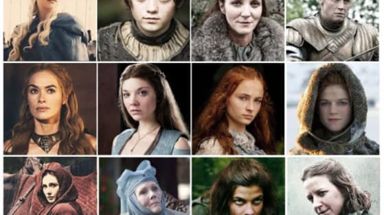 Are you the mother dragon-Daenerys, the Lion of Lannister-Cersei, The survivor-Arya, The Little Bird-Sansa, The loyal Brienne, The pious Melisandre, or the Iron born Asha.