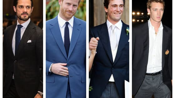 There are a ton of eligible princes out there. Which of these royal hotties are you best suited for? Is it the prince of Sweden? The prince of Belgium? Or good ol' prince of Wales. Take this royal quiz to find out which one you should marry!