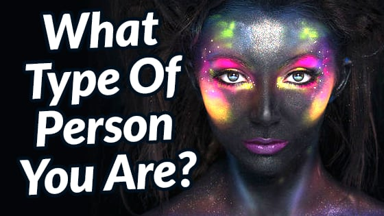 There are 8 types of people in the world and we can guess which type you are just by analzying the way you see color! So find out now if we were right!