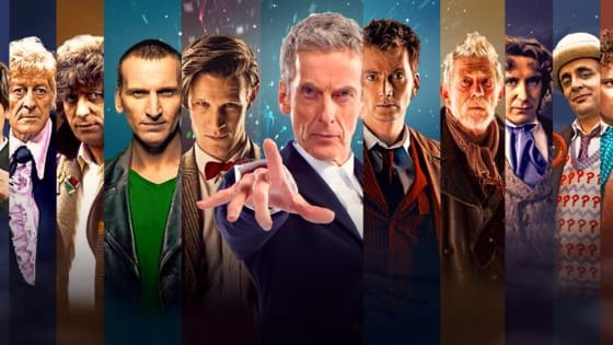 4 funny clips of the 11th Doctor.