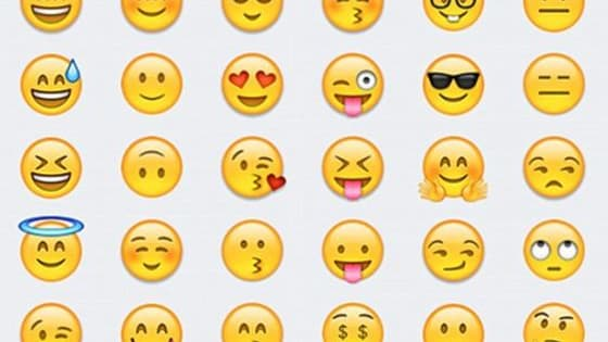We know which emoji best describes your year, but you'll have to take this quiz to find out!