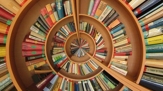 Are you ruled by your love of books? Do they consume you a little TOO much? Find out here!