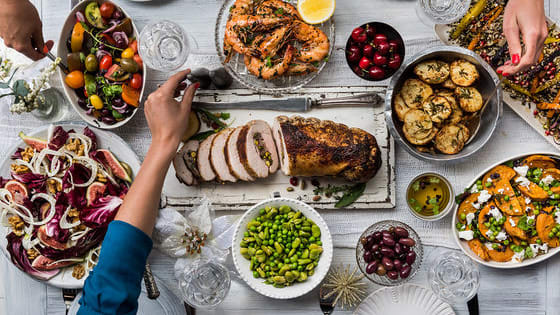 How hungry are you getting for your Christmas grub?
