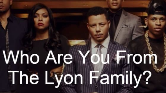 Let's find out if your favourite 'Empire' character matches your personality.