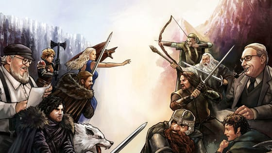 Westeros or Middle-earth?