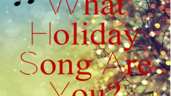 Take our quiz to find out what holiday song sums you up!