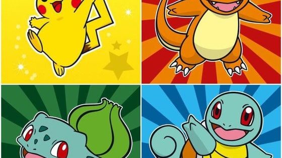 Find out what pokemon you are from the generation 1 starters.  You can be Charmander, Squirtle, Bulbasaur, or even Pikachu!