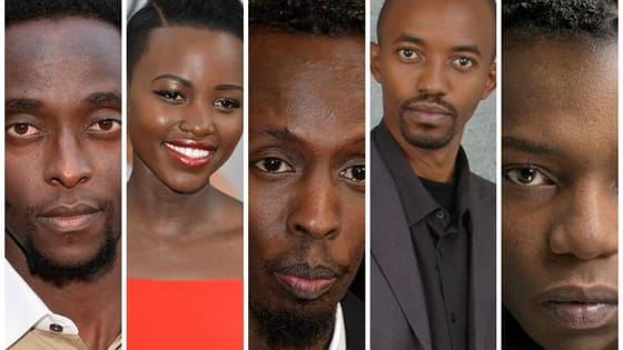 It's fabulous that there are so many famous actors & actresses of Kenyan origin. The list may surprise you!