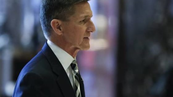 Gen. Flynn resigned this week after his Russian ties were revealed