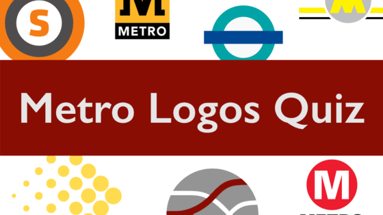 Are you well travelled? Do you pay attention? Do you know your Underground logo from your Overground, or one Metro logo from the next?