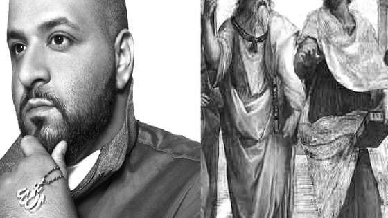 Can you decipher which quotes of brilliance came from DJ Khaled and which were said by history's greatest philosophical minds?