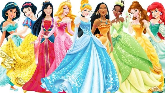 Are you Aerial, Elsa, or even Cinderella? Find out here!