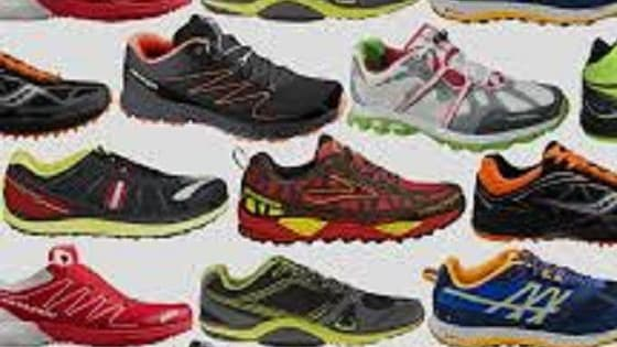 Test your inner-shoe geek and choose which shoe brand is in the picture.