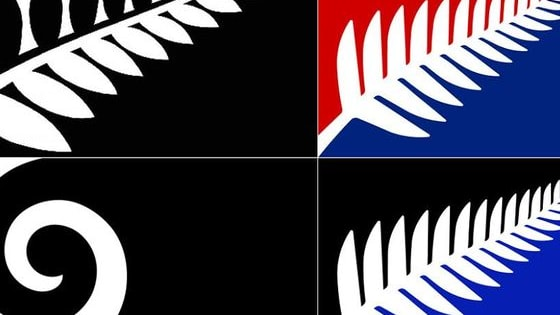 Which flag do New Zealanders prefer?