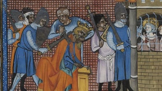 Ten medieval rulers who did not last too long on throne.