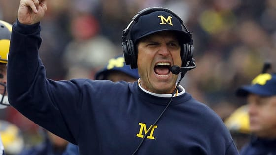 Jim Harbaugh is a man of many different personalities. Which one are you?
